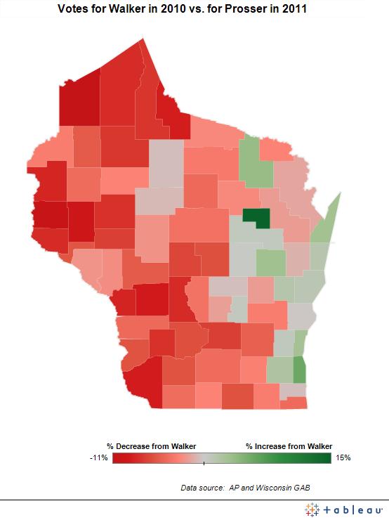 Two More Maps Of Wisconsin  Quomodocumque