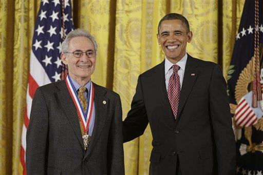 Barack Obama, Barry Mazur