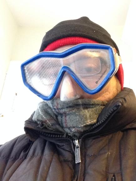 Polar snorkel
